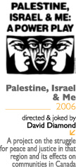 Palestine, Israel and Me Thumbnail